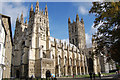 TR1557 : Canterbury Cathedral by Julian P Guffogg