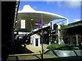 NZ4046 : The east wing of Dalton Park by Steve Daniels