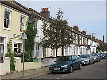 TQ2282 : Greyhound Road, NW10 by Mike Quinn