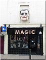 TQ3103 : Magic, St James's Street by Simon Carey