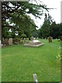 SP8526 : St Michael & All Angels, Stewkley- tomb in the churchyard by Basher Eyre