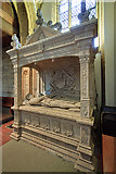 ST6316 : A brief tour of Sherborne Abbey - the Horsey tomb by Mike Searle