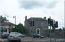 N9674 : One of the four Corner Houses at the Village Square in Slane by Eric Jones