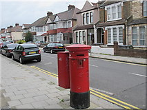 TQ2383 : College Road, NW10 by Mike Quinn
