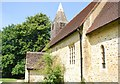 TQ1145 : Church of St James, Abinger Common by N Chadwick