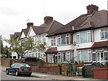 TQ2284 : Peter Avenue, NW10 by Mike Quinn