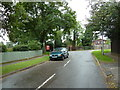 SP9125 : Approaching the junction of Rothschild Road and Stoke Road by Basher Eyre