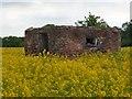 SU2625 : East Dean - Pillbox by Chris Talbot