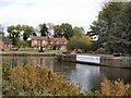 SU9950 : Barge on the River Wey by Paul Gillett