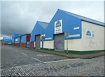 NT2676 : Warehouses in West Bowling Green Street by kim traynor