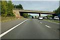 TL4156 : A603 bridge over M11 by Robin Webster