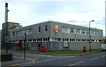 TQ1979 : Royal Mail Delivery Office by Thomas Nugent
