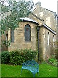 NT2676 : Chapel in the former grounds of Leith Hospital by kim traynor