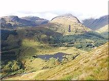NN1548 : Malcolm's Hill by Adam Ward