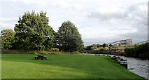 SJ6575 : Anderton Nature Park, Cheshire by Roger  Kidd