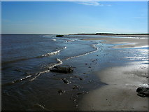 TA4115 : Kilnsea beach by John H Darch