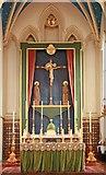 TQ3283 : Holy Trinity, Shepherdess Walk, Hoxton - High altar by John Salmon