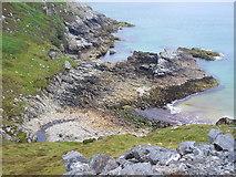 NB5350 : Bun Abhainn na Cloich by Colin Smith