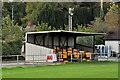 J4668 : Stand, Comber by Albert Bridge