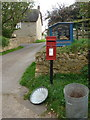 SY4991 : Shipton Gorge: postbox № DT6 8, Brook Street by Chris Downer