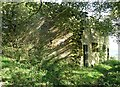 SE0126 : Ruined cottages at Hanging Royd by Humphrey Bolton