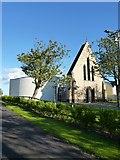 O1672 : Sacred Heart Church by James Allan