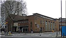 TQ3179 : Lambeth Mission & St Mary's, Lambeth Road by Stephen Richards