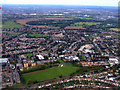 TQ1576 : Spring Grove from the air by Thomas Nugent