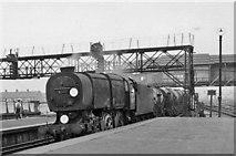 TQ2775 : Down milk empties at Clapham Junction (Windsor Lines) by Ben Brooksbank