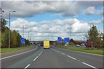SE4336 : A1(M) junction 43 by Robin Webster