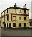 SE3320 : Derelict public house, Wakefield by Julian Osley