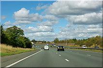 SE4243 : A1(M) northbound by Robin Webster