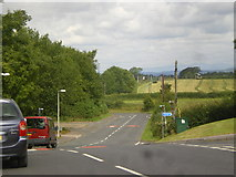 SD4663 : Barley Cop Lane - Lancaster by Tom Howard