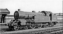 TQ2775 : Ex-LSW 4-6-2T at Clapham Junction by Ben Brooksbank
