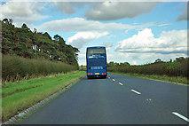 NZ4802 : A172, Gold Hill by Robin Webster