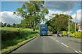 NZ5611 : A173 leaves Great Ayton by Robin Webster