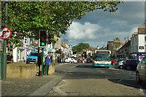 NZ6115 : Guisborough town centre by Robin Webster