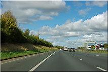 SE4058 : A1(M) - Mill Hill by Robin Webster