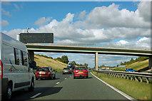 SE4061 : A1(M) - Marton Lane bridge by Robin Webster
