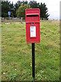 TM1940 : Alnesbourne Priory Postbox by Adrian Cable
