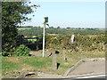 TQ2898 : Public footpath near Enfield by Malc McDonald