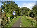 SD9504 : Leesbrook Nature Park by David Dixon