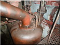 SK2625 : Claymills Victorian Pumping Station - D engine condenser by Chris Allen
