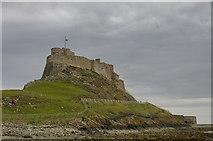 NU1341 : Lindisfarne Castle by Alexander P Kapp