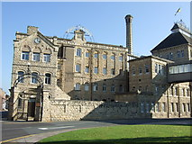 SE4843 : John Smith's Brewery, Tadcaster by JThomas