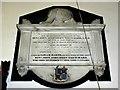 SU1790 : Trenchard memorial plaque, St Leonard's Church, Stanton Fitzwarren by Brian Robert Marshall