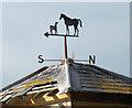 SU0725 : Weather vane by Jonathan Kington