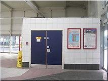 SE1632 : Electrical Switch Room No 4 - Bradford Interchange by Betty Longbottom