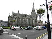H6733 : St Patrick's Church of Ireland, Monaghan by Kenneth  Allen