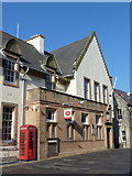 HU4741 : Lerwick: the post office by Chris Downer